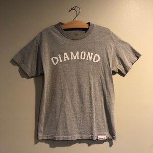 Diamond Supply Co. T Shirt 98 logo on back side